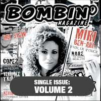 Bombin\' Magazine, Issue 2