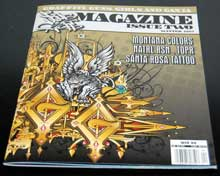 4Gs Magazine (Graffiti, Guns, Girls and Ganja), Issue 2